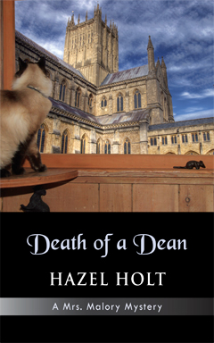 Death of a Dean by Hazel Holt