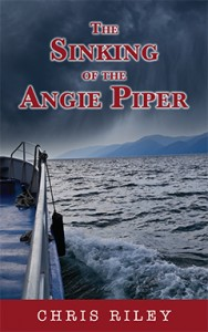 The Sinking of the Angie Piper by Chris Riley