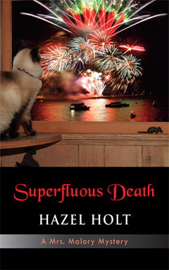Superfluous Death by Hazel Holt