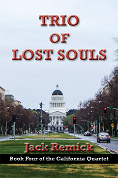 Trio of Lost Souls by Jack Remick
