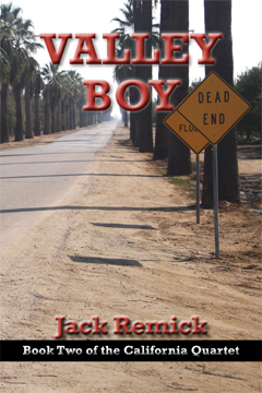 Valley Boy by Jack Remick