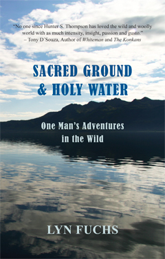 Sacred Ground & Holy Water by Lyn Fuchs