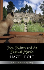 Mrs. Malory and the Festival Murder, Hazel Holt, Mystery, Mrs. Malory, Series