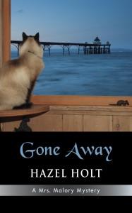 Gone Away, Hazel Holt, Mrs. Malory, Mystery, Series
