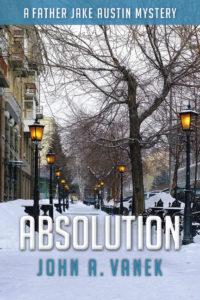 Absolution, John A. Vanek, Father Jake Austin, Mystery