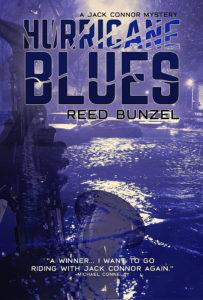 Hurricane Blues, Reed Bunzel, Jack Connor, Mystery, Charleston, South Carolina