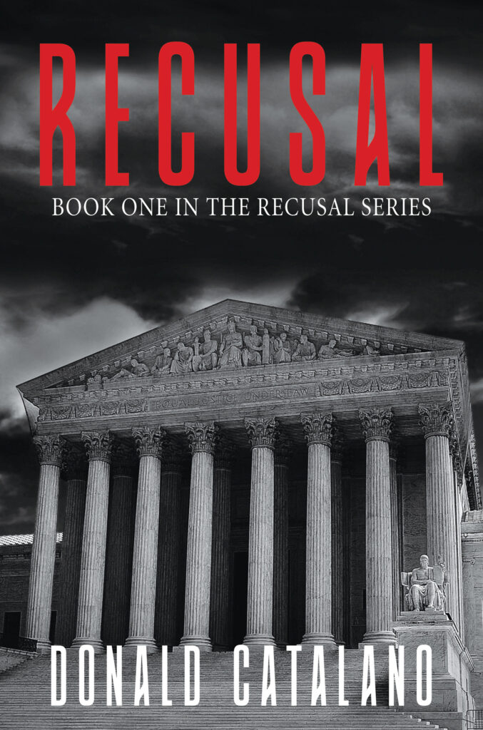 Recusal Front Cover