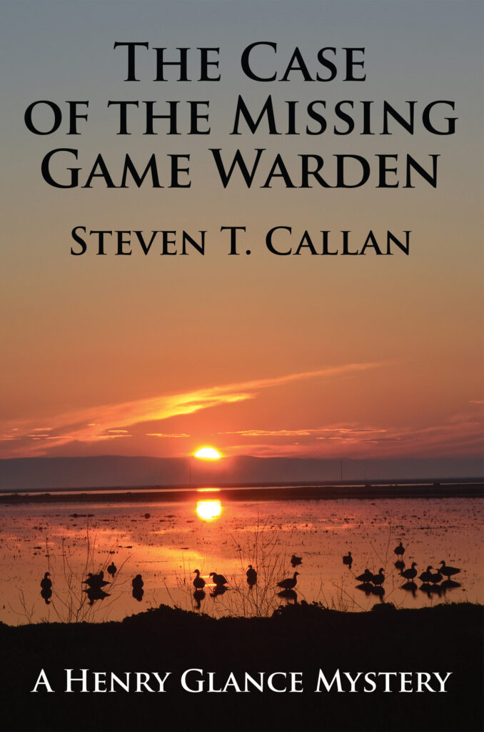 The Case of the Missing Game Warden_Front Cover_eBook