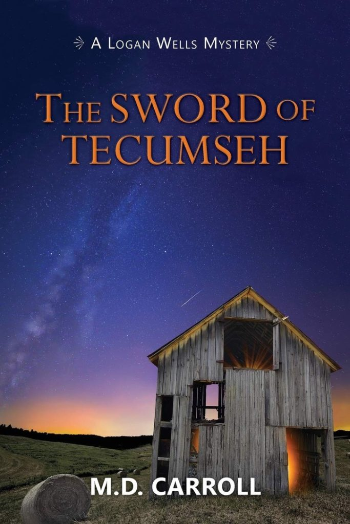 The Sword of Tecumseh by M.D Carroll